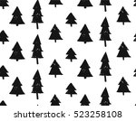 hand drawn vector abstract... | Shutterstock .eps vector #523258108