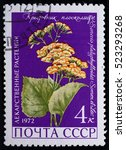 ussr   circa 1972. postage... | Shutterstock . vector #523293268