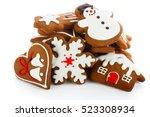 Homemade Christmas Cookies  ...