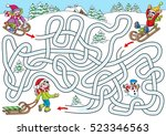 Sledging. Help Kids To Find A...