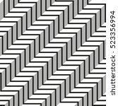 3d pattern of lines. seamless. | Shutterstock .eps vector #523356994