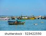rayong thailand dec 26  2015  ... | Shutterstock . vector #523422550