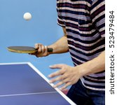 Small photo of Table Tennis Ping-Pong Sport Activity
