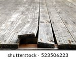 Exterior Pine Wooden Floor...