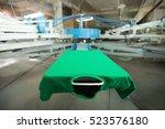 Green T Shirt Silk Screen...