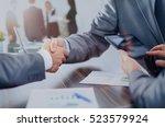 concept   benefits from... | Shutterstock . vector #523579924