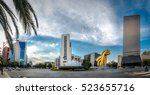 mexico city  mexico   november... | Shutterstock . vector #523655716