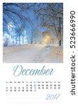 2017 Photo Calendar With...
