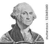 Us President George Washington...
