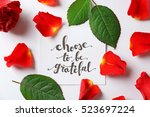 """quote """"choose to be grateful""""... 
