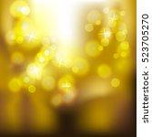 festive light background  ...   Shutterstock .eps vector #523705270