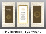 collection of design elements... | Shutterstock .eps vector #523790140