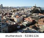 san francisco city | Shutterstock . vector #52381126