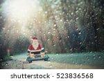 Santa Claus On His Classic...