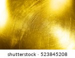 Golden Textured Background