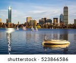 The Boston Skyline One A...
