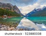 beautiful autumn views of...   Shutterstock . vector #523880338