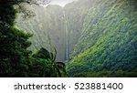 Secret Hawaiian Waterfall ...