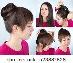 Hair Tutorial Step By Step....
