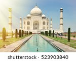Taj Mahal. Agra  India