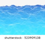 linear colorful procedural... | Shutterstock .eps vector #523909138