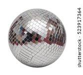 Small photo of disco ball
