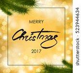 Merry Christmas 2017....