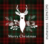 Merry Christmas Greeting Card ...
