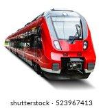Creative Abstract Railroad...