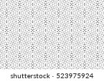 abstract black and white vector ... | Shutterstock .eps vector #523975924