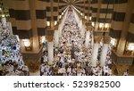 al madinah  kingdom of saudi... | Shutterstock . vector #523982500