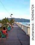 palawan  ph   nov. 27  ... | Shutterstock . vector #524046724