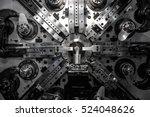 operator machining automotive...   Shutterstock . vector #524048626