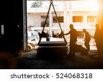 Industrial Engineer Standing...