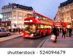 Shopping On Oxford Street...