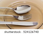 eating utensils consisting of...