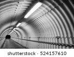 tunnel  | Shutterstock . vector #524157610