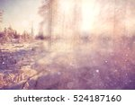 Blurred Background Landscape...