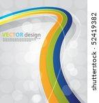 vector background | Shutterstock .eps vector #52419382