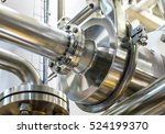 industrial factory equipment... | Shutterstock . vector #524199370