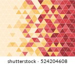 colorful background abstract... | Shutterstock .eps vector #524204608