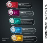 shiny infographics template...