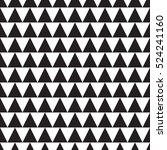 seamless pattern with triangles ... | Shutterstock .eps vector #524241160