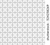 seamless vintage pattern vector | Shutterstock .eps vector #524258269