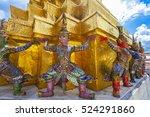 Giants In Grand Palace  Bangko...