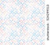 seamless geometric pattern....   Shutterstock .eps vector #524299513