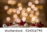 Twinkling Christmas Background...