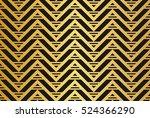 seamless chevron pattern...   Shutterstock .eps vector #524366290