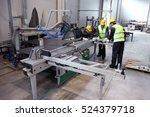 group of industrial factory... | Shutterstock . vector #524379718