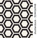 vector seamless pattern. modern ...   Shutterstock .eps vector #524416948